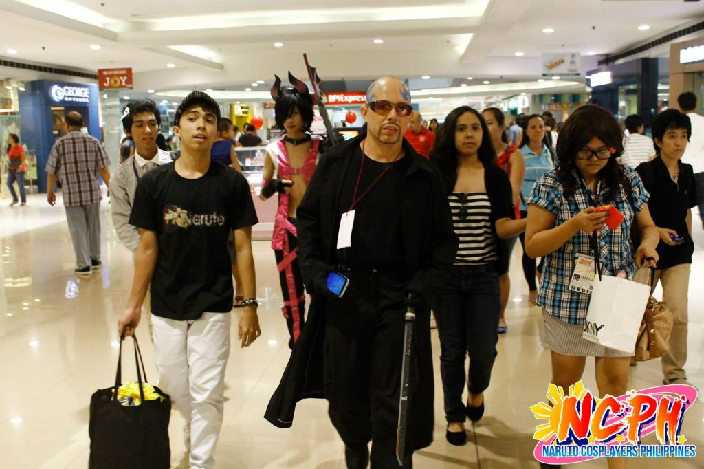 The Naruto Cosplayers PH (NCPH) Toycon 2014 Media Team