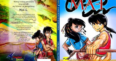 Discover the world of Ma-i, an astonishing original Pinoy Manga.