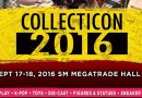 Why should you join Collecticon 2016?