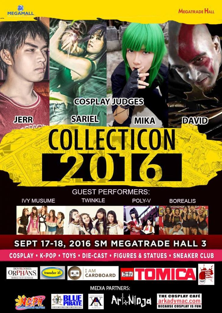 Why-should-you-join-Collecticon-2016-SM-Megamall