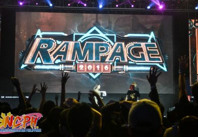 Aftermath: Rampage 2016