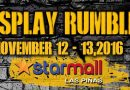 The first-ever Cosplay Rumble!