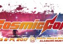 Cosmic Con 2017 at Ayala Malls South Park in Alabang