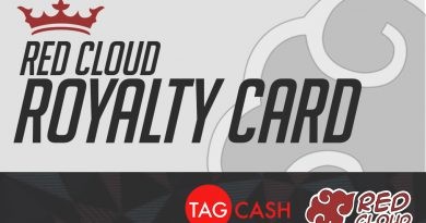 Red Cloud Royalty Card