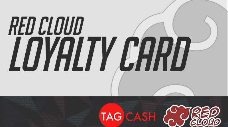 Red Cloud Royalty Card for POF 2017