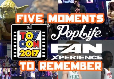 Five Moments To Remember From ToyCon PopLife FanXperience 2017
