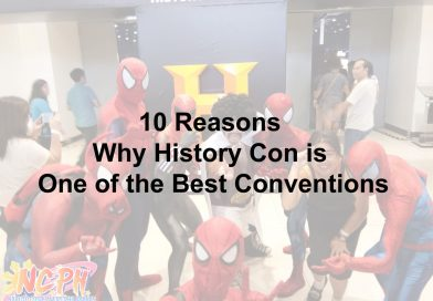 10 Reasons Why History Con is One of the Best Conventions