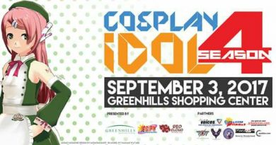 Cosplay Idol Season 4 Goes to Greenhills