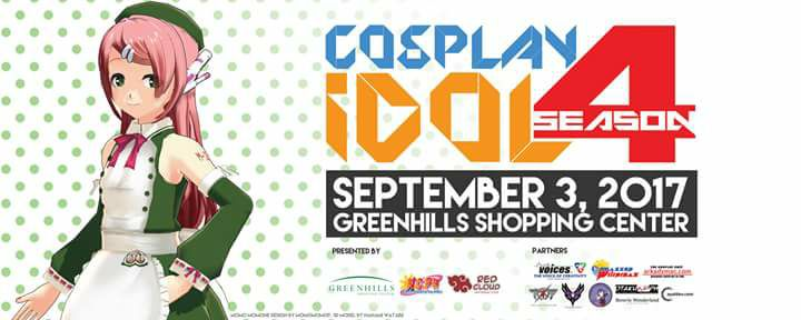 Cosplay Idol Season 4 Greenhills
