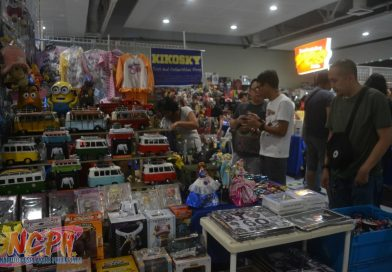 Things You've Missed at Collecticon 2017