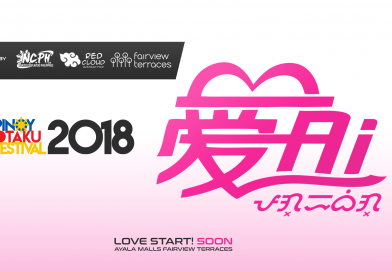 Pinoy Otaku Festival (POF) 2018: Ai Opens for Exhibitors and Partners
