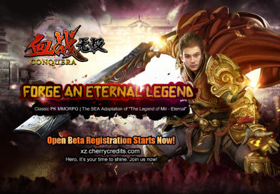 CONQUERA: Classic Action-RPG Open Beta Signup Now Available