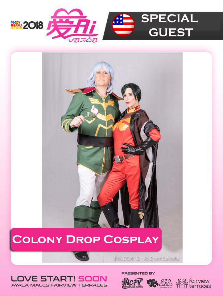 Colony Drop Cosplay