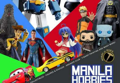 Manila Hobbies and Collectibles Convention 2018