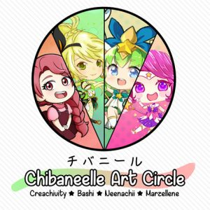 team chibaneelle-art-circle