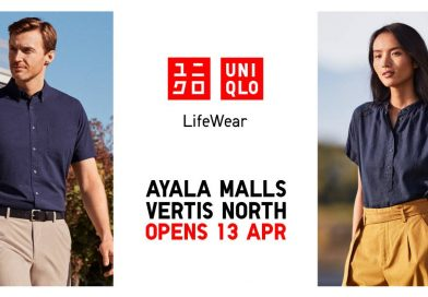 UNIQLO Ayala Malls Vertis North Opens and Launches JUMP 50th shirts