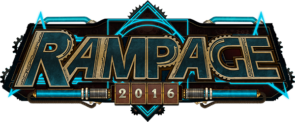 Rampage 2016 Cosplay Event