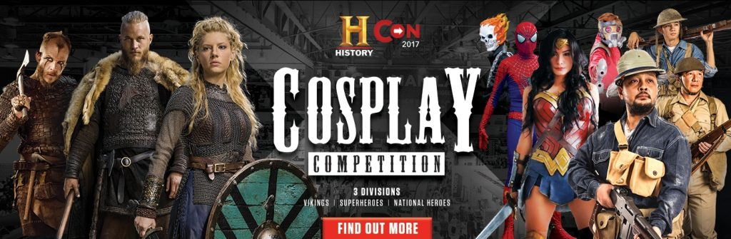 History Con 2017 Cosplay Competition