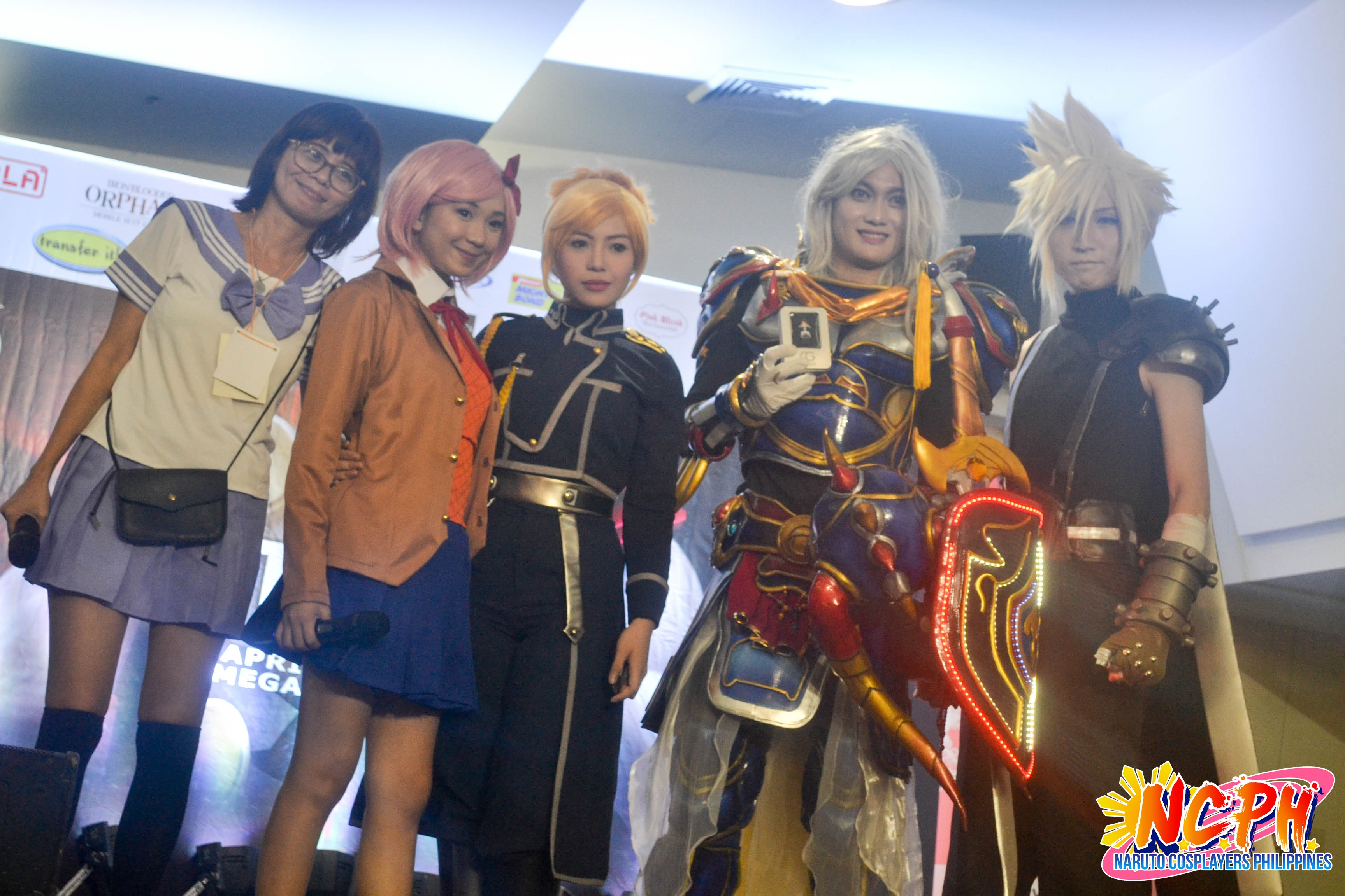Tagcom 2018 Aftermath Naruto Cosplayers Philippines