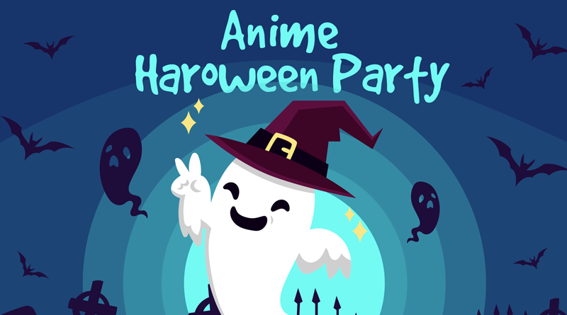 Anime Haroween Party