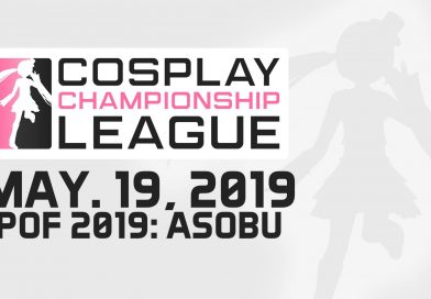 Cosplay Championship League (CCL) at POF 2019