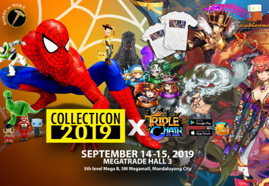 Collecticon 2019 this September